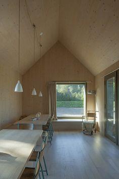 Country House Goedereede / Korteknie Stuhlmacher Architecten. Photo: Luuk Kramer
