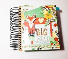 Mimama Handmade blog | Page 2 #notebook #scrapbooking