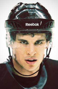 Sidney Crosby, Pittsburgh Penguins.  Are you ready for some hockey?!?!?