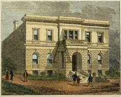 Gingell Street Hospital Castlemaine Austrtalia