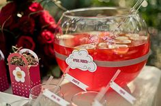 baby shower chaperon rouge-6