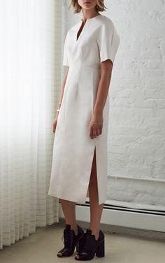 Blush Pink Germaine Dress by Ellery Now Available on Moda Operandi