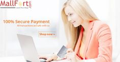 Get 100% Secure Payment at ‪#‎PaasKiDukaan‬ MallFort.Com
