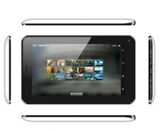Android 4.0 ABS Tablet/Laptop with 7 Inch Capacitive Screen (4GB, Wi-Fi, 1.2GHz, Dual Camera, 2G)