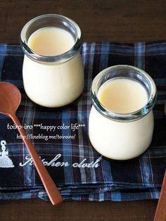 卵1個で出来るなめらかプリン☺︎お鍋で簡単!少量から作れる『プリン♪』(2個分) 卵 1個 牛乳 120~130cc 砂糖 大さじ2 バニラエッセンス 少々 カラメルソース 適量