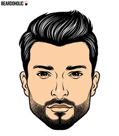 47 Best Short Beard Styles for Men of All Ages and Face Shapes - - Prominent Goatee Beard In Short Beard Styles - Styles Barbiche, Types Of Beard Styles, Viking Beard Styles, Long Beard Styles, Beard Styles For Men, Hair And Beard Styles, Trimmed Beard Styles, Short Styles, Styles Of Beards