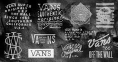 vans vans vans vans...the evolution