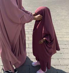 Hijab Niqab, Hijab Chic, Mode Hijab, Hijab Outfit, Muslim Family, Muslim Couples, Baby Tumblr, Cute Cats Photos, Hijabi Girl