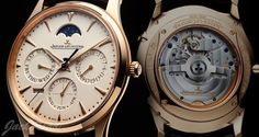 JAEGER LE COULTRE Master Ultra Thin Perpetual/ Ref.Q1302520