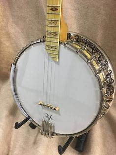 Bacon & Day Silver Bell Montana Special No. Banjo, Guitar, Bacon Day, Nickel Plating, Gumbo, Bradford, Musical Instruments, Montana, Shop
