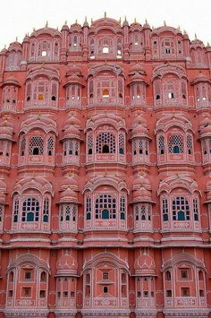Palace of the Winds, Jaipur, India