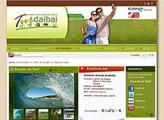 Turdaibai, Asociación de Turismo Sostenible de Urdaibai. De todo: página web, relaciones públicas, consultoría, diseño de material promocional, newsletter, eventos, ruedas de prensa y gestión...