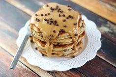 Peanut+Butter+Chocolate+Chip+Pancakes+Recipe