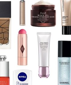 Call us crazy, but one of our favorite things to do as beauty people is offer up product suggestions. It's for good reason — we spend most of our days up to our ears in bottles and tubes, and our bathrooms are pretty much overflowing with liners and…