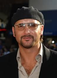 bahahaha. I just picked the most ridiculous picture of him I could find. Tim McGraw! He has so many classics that I love it's hard not to like him.