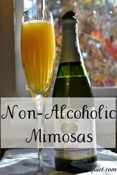 Corbyn's Thanksgiving Mimosa