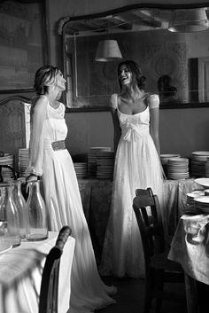 El vestido de la izquierda