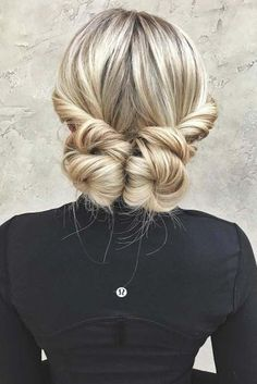 Easy Updos for Medium Hair |Hairstyles | Comfortable Hairstyles | #hair #hairstyles #fashion | www.ncnskincare.com