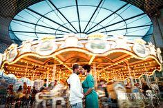 Dumbo, NYC Engagement Photos | Sablaun