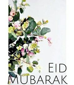 Wishing you and your families a very blessed Eid Day !!