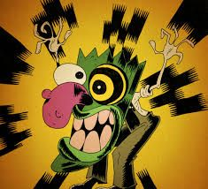 Courage the Cowardly the Dog