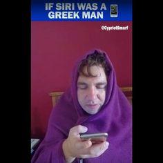 Если бы Siri была киприотом (смешное видео) http://cyprusbutterfly.com.cy/node/4153 Комик с Кипра, CypriotSmurf, снял очередной ролик об особенностях греков-киприотов. Если в предыдущем видео CypriotSmurf представил, что было бы, если бы навигатор в автомобиле говорил по-гречески, то сейчас он решил проделать то же самое с Siri – интерактивной системой управления iPhone. Смотрим, что из этого получилось: Источник: CypriotSmurf