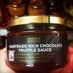 The stuff of gooey chocolatey dreams #chocolate #sauce #fairtrade #food #truffle