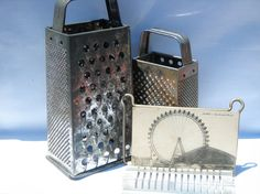 Rustic metal instantt collection  SALE by AgoVintage on Etsy, $13.50