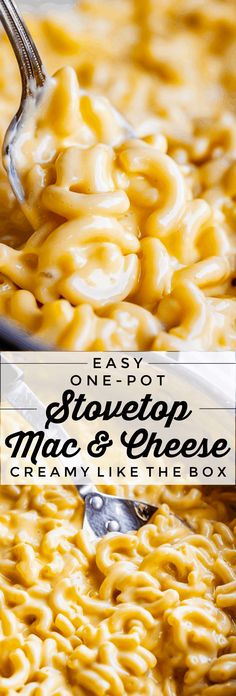 Boxed Mac And Cheese, Stovetop Mac And Cheese, Easy Mac And Cheese, Macaroni Cheese, Velveeta Mac And Cheese, Yummy Pasta Recipes, Easy Dinner Recipes, Cooking Recipes, Yummy Food