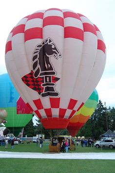 Allstate Festival of Balloons in Tigard - Tigard OR United States - HotAirBalloon.com