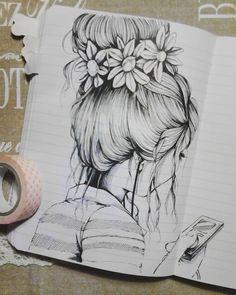 Cartoon Drawings, Pencil Drawings, Cool Tattoos, Awesome Tattoos, Black Pencil, Life Drawing, Manga Art, Paper Cutting, Illustrations