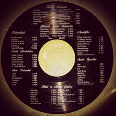 #plak #graphic #design #record #cafe #bar #pub #restaurant #GraphicDesign #SanatEvim #Menu