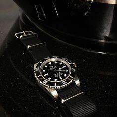 Rolex 114060 on the black nato  #rolex #rolexwatch #rolexsubmariner #submariner #dailysubmariner #116610 #114060 #wruw #dailywatch #womw #wotd #swissmade #hodinkee #horology #rolexdaytona  #wristwatch #wristshot #wristgame #wristporn #watchoftheday #watchesofinstagram #watchfam #watchfamasia #watchaddict #watchfam #igsg #sunday #watches #luxurywatch #natostrap by princext #rolex #daytona #rolexdaytona #watchesformen