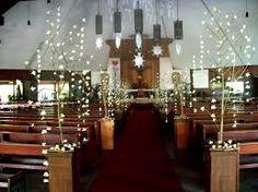 Kết quả hình ảnh cho decoración de iglesias para bodas