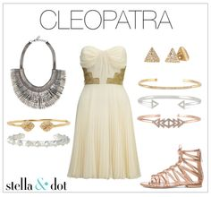 Walk like an Egyptian this Halloween with a Cleopatra costume fit for a queen! | Stella & Dot