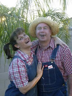 Going to Hillbilly themed party in a month - looking for ideas!