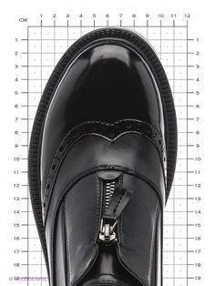 Туфли Dino Ricci. Цвет черный.