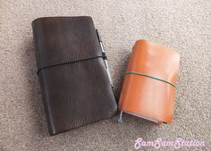 UPDATE: Moved from Filofax to Midori/fauxdori/travellers notebook