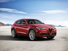 The new Stelvio is a handsome take on the same-same SUV market