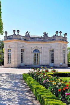 The french Pavillon, Versailles palace © Maelo Paris