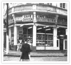 """Café Carioca - Santos/SP - Tradição desde 1939 Tradição desde 1939 O """"Café Carioca"""" surgiu na década de 30, situado à Rua Dom Pedro II, sendo logo depois transferido para a Praça Mauá, 1, onde se encontra até hoje.ar e Café Carioca Praça Visconde de Mauá, 1 - Centro Santos / São Paulo - CEP 11010-000"""