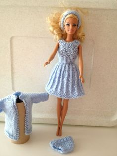 Barbie's Sunday Best