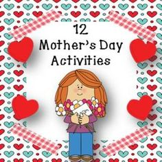 12+Mother's+Day+Activities,+Printables,+Flip+Book+and+more++K-2+ACARAThis+Mothers+Day+pack+contains+a+variety+of+resources+that+can+be+used+to+help+young+students+discuss+and+celebrate+Mothers+Day.+I+have+included+some+Grandmother+resources+for+those+students+who+do+not+have+a+mother+to+celebrate+with.Some+pages+in+this+download+can+also+be+found+in+the++History+Bundle+My+Family+35+Worksheets+Activities+and+Printables+K-2+ACARA+however,+this+pack+contains+some+additional+resources+only+found+in+...