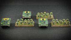 Novan Elites (Available through Vanguard Miniatures: http://vanguardminiatures.co.uk/)