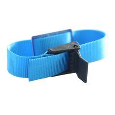 Nylon NFC Wristband, RFID Chip Nylon Bracelet for Events