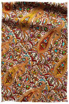 The Spice Market Shawl - Grand Jamawar Pashmina Shawl