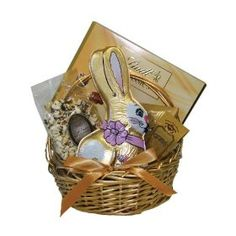 Easter basket ideas for adults easter pinterest basket ideas easter gift basket for adults negle Choice Image
