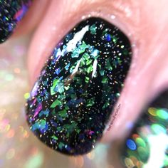 Glam Polish Bohemian Rhapsody Collection (partial) - The Polished Pursuit Happy New Year Love, Somebody To Love, Gorgeous Nails, Indie Brands, Swatch, Give It To Me, Nail Polish, Bohemian, Nail Art