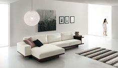 Sala minimalista