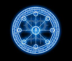 Magic Circle by Kradath.deviantart.com on @deviantART
